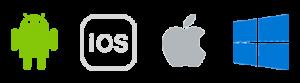 Cannabis App Works with Android, iOS, Windows, OS X